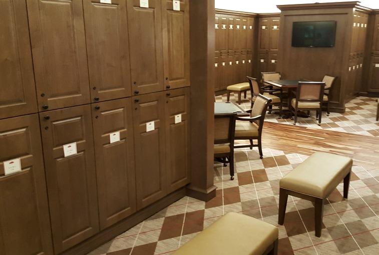 Royal Poinciana Men's Locker Room6